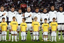 The All Whites will play Mexico and Australia in June. Photo / Getty Images