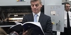 Watch: Pre-budget tax talk from Bill English