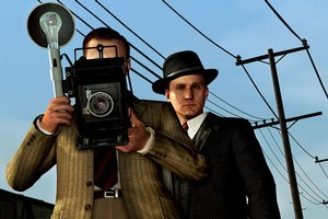 Rockstar Games' latest success LA Noire is set to release in New Zealand on Friday. Photo / Supplied