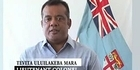 Watch: Lieutenant Colonel Tevita Mara's video statement