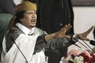 The prosecutor at the international war crimes court has sought an arrest warrant for Libyan leader Muammar Gaddafi, one of his sons and his intelligence chief.