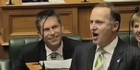 Watch: Budget 2011: Labour and National react