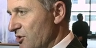Watch: John Key's post-Budget speech