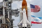 The space shuttle Endeavour is poised to take off, overcoming wiring problems that grounded it last month.