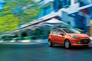 Ford Fiesta Zetec. Photo / Supplied