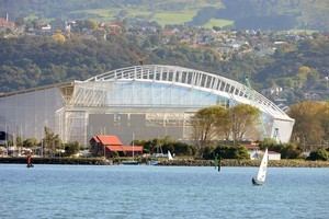 Mexican waves will not be banned at Forsyth Barr Stadium iN Dunedin, but any bad behaviour will not be tolerated during the Rugby world Cup. Photo / NZPA