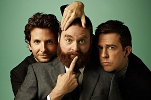 Hangover 2 brings the lads back together, this time with a Thai backdrop. Photo / Supplied