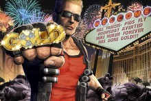 Duke Nukem Forever - it took 15 years, but it's coming. Photo / Supplied