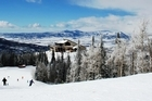 Steamboat Springs offers 1200 skiable hectares - plus horse-riding and a hot soak. Photo / Kieran Nash