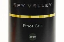 Spy Valley Pinot Gris 2010 $21. Photo / Natalie Slade