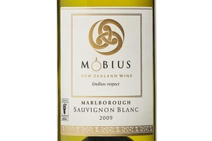 Mobius Sauvignon Blanc 2009, Marlborough, $9.99. Photo / Supplied