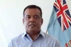 Lieutenant Colonel Tevita Uluilakeba Mara has not asked New Zealand for asylum, but the Ministry of Foreign Affairs and Trade is looking into whether it was possible. Photo / supplied