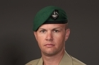 Sergeant Brett Wood. Photo / Supplied