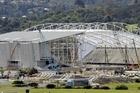 Forsyth Barr Stadium Dunedin. Photo / Otago Daily Times