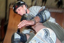 Tony Hawk. Photo / AP