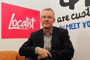 Jumping from the runaway success as Kiwibank's chief to another new state sector venture, Sam Knowles feels the co-operative model only needs good governance to be able to work well. Photo / Mark Mitchell