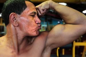 Kim Taihuka has controversial views on the ideal weight for women. Photo / Doug Sherring