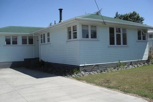 A military house in Waiouru. Photo / Supplied