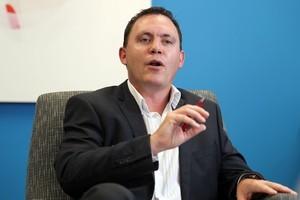 CallPlus chief executive Mark Callander described Telecom's behaviour as 'monopolist'. Photo / APN