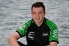 New Zealand rally driver Hayden Paddon. Photo / NZ Herald