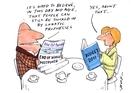 Cartoon: Lunatic prophecies