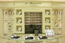 The Jo Malone Tasting Bar, Britomart. Photo / Supplied