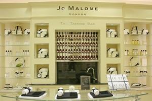 The Jo Malone Tasting Bar, Britomart. Photo / Supplied