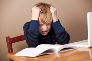 Christchurch school principals say they are seeing outbursts of aggression and high levels of stress anxiety among children. File photo / Thinkstock
