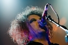 Now aged 52, the Cure's Robert Smith still looks as haphazard as ever. Photo / Supplied