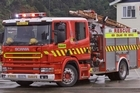 A suspicious fire tore through a house in the Auckland suburb of Mt Roskill early this morning. File photo / NZ Herald