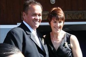 Andrew John Hemara and Jenny-Lee Hemara. Photo / Supplied