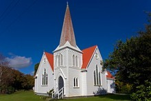 St Mary's Church has been notified for listing as a historic place. Photo / NZPA