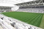 Forsyth Barr Stadium in Dunedin. Photo / Supplied