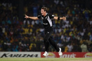 Tim Southee. Photo / AP
