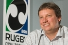 Rugby World Cup 2011 chief executive Martin Snedden. Photo / Mark Mitchell