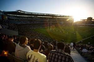 Austin's will serve food for up to 3000 people at each of the 11 World Cup matches to be held at Eden Park. Photo / Dean Purcell