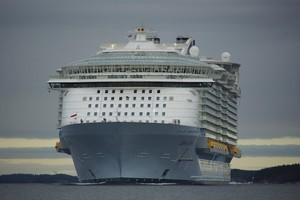 Oasis of the Seas. Photo / Supplied
