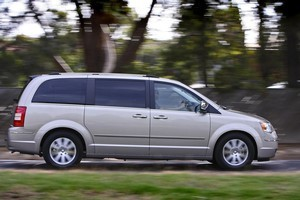 The Voyager spawned a whole new segment of so-called people-movers and breathed new life into Chrysler. Photo / Supplied