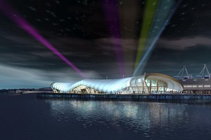 The Cloud will be able to hold almost 6,000 people. Photo / Supplied