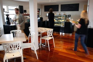 Bungalo Cafe, Birkenhead, Auckland. Photo / Sarah Ivey