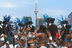 Toronto's Caribana Festival is an exciting celebration of Caribbean music and culture. Photo / Supplied