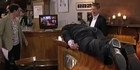 Watch: Dunne's 'planking' on Back Benches