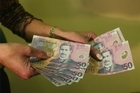 Old school money - Bitcoin may replace the paper. Photo / Hawkes Bay Today