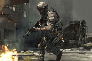 Call of Duty attracts seven million online players every day. Photo / Supplied