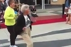 82-year-old Melva Cummins has been invited to star in a music video for The Brow Horn Orchestra in Australia after her funky moves became a YouTube hit.