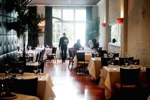 The Grove restaurant. Photo / Herald on Sunday