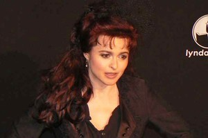 Helena Bonham Carter says she was crippled after a duelling scene in Harry Potter and the Deathly Hallows: Part 2. Photo / Wikimedia Commons posted by user sbclick