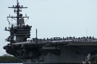 The USS Carl Vinson arrives in Hawaii, making its first stop on US soil since its six-month deployment to waters around the Middle East and the Western Pacific. The carrier hosted a team of Navy SEALs who buried Osama bin Laden at sea.