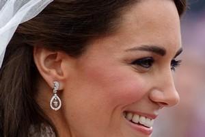 Kate Middleton. Photo / AP