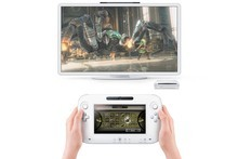 The Wii U faces stiff competition; while Vita, Sony's new portable gaming device, comes with a hefty price tag. Photo / AP